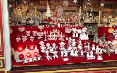 Navidad mágica en Berlín, creada con mi mente.